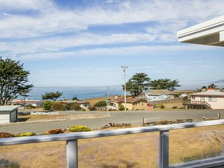 New Listing! Gorgeous home with ocean views and a spacious yard