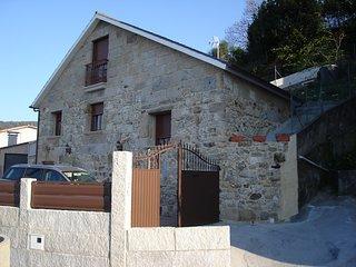 Casa Souto con vistas a la Ría