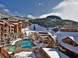 Elegant Suite + Slopeside Access | Your Whistler Retreat
