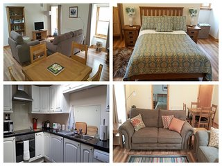 Apartment 64a, Dingwall - central but quiet - 30 minutes from Inverness Airport