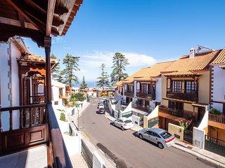 Orotava House, amplia Casa con Vistas a la Montaña