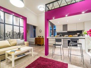 Home of Presence - Cozy Downtown Studio Apartman 1BR