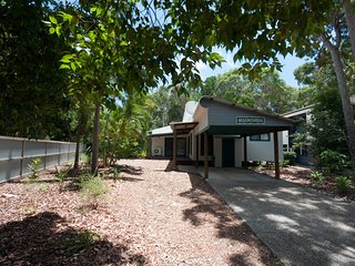 1 Naiad Court - Lowset family home with swimming pool and covered deck. Pet frie
