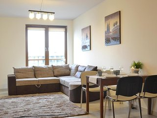 Olympic Park Apartment A502