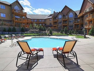 Hot Tub + Heated Outdoor Pool | Private Balcony + Beautiful Condo