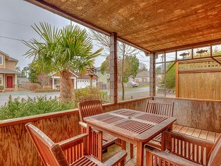 Split Level Cottage Just Three Blocks from the Beach!