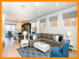 Windsor At Westside 135 - Modern villa with pool and game room near Disney