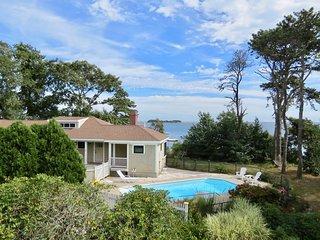Orleans Oasis on Pleasant Bay, estate w/2 homes & heated pool; sleeps 14: 137-O