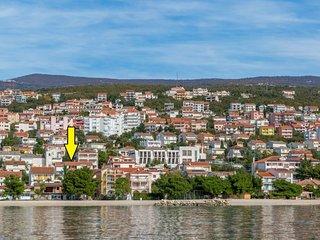 Ferienwohnung 4631-1 für 4+1 Pers. in Crikvenica
