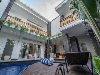 Legian 3BDR Suite Pool Villa