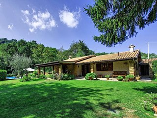 Villa Letizia: 3 bedroom villa near Orvieto