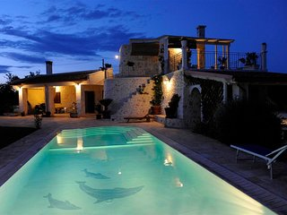 Villa il Saraceno: 4 bedroom villa in Ostuni