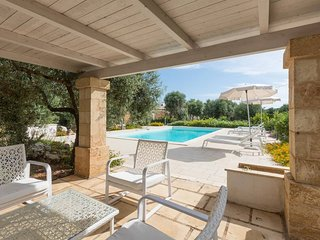 Villa Felline: 5 bedroom villa in Puglia