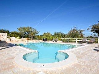 Trullo il Fragno: 3 bedroom Puglia holiday rental