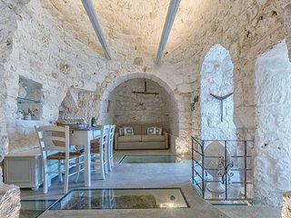 Trullo Palummeidu: 2 bedroom Puglia trullo