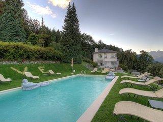 Luxury Italian Lakes villa