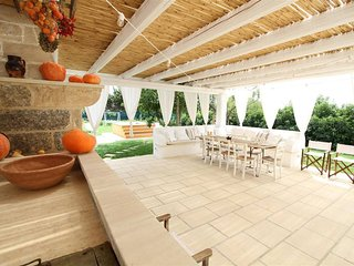 Casina Granturco: 2 bedroom house in Puglia