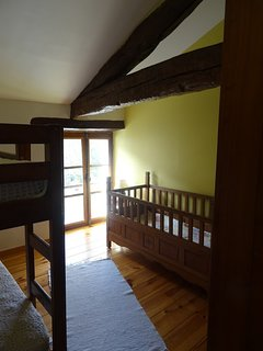 Chambre enfants 2ème étage