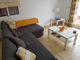 Mojacar Playa Holiday Apartment with a Shared Pool and Childrens Play Area