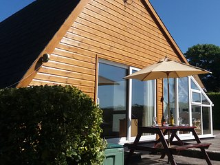 Sea Coombe Lodge - dog-friendly, pool, entertainment, beach 10 mins