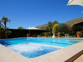 6 bedroom Villa in Pollença, Balearic Islands, Spain - 5741418