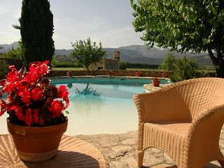 5 bedroom Villa in Búger, Balearic Islands, Spain - 5741400