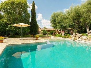 3 bedroom Villa in Búger, Balearic Islands, Spain - 5741395