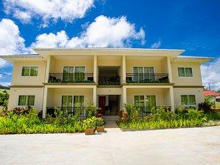 Anse La Mouche Holiday Apartments (1-BR Unit 1)