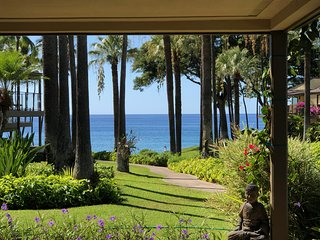 Wailea Elua 1101 - Beachfront Section Ocean View