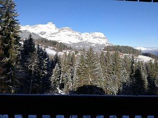 Studio charmant et cosy, à 600m des pistes de ski !