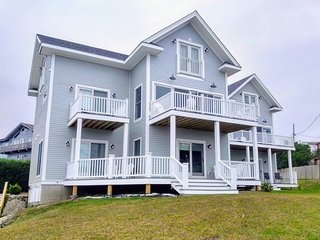 New Construction! Beach Side Rental with Expansive Views of 1st Beach (HighTide)