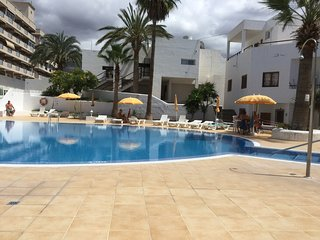 Gezellig appartement vlakbij het nieuwe strand van Callao Salvaje