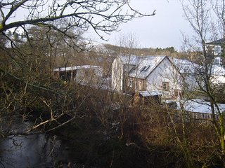 MILL HOUSE with stabling, Beattock, MOFFAT