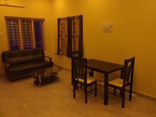 Holiday Home 1BHK Apartment -Ground Floor