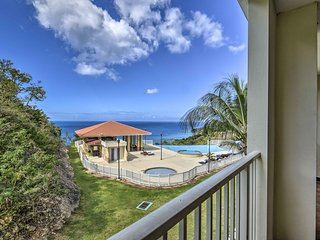 NEW! Aguadilla Condo w/ Oceanfront Infinity Pool!