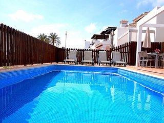 Casa Carita - A Murcia Holiday Rentals Property