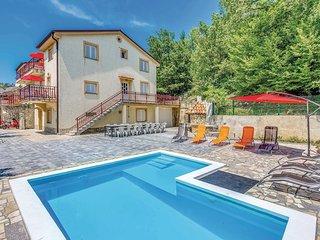 2 bedroom Apartment in Kostelj, Primorsko-Goranska Zupanija, Croatia : ref 55209