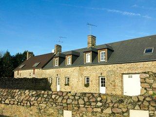 4 bedroom Villa in Gouville-sur-Mer, Normandy, France : ref 5642379