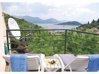 2 bedroom Villa in Sudurad, Dubrovacko-Neretvanska Zupanija, Croatia : ref 55618
