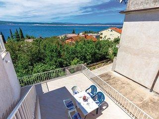2 bedroom Apartment in Dramalj, Primorsko-Goranska Županija, Croatia : ref 55210