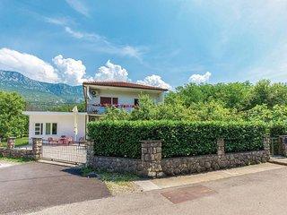 1 bedroom Apartment in Tribalj, Primorsko-Goranska Županija, Croatia : ref 55833