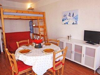 1 bedroom Apartment in Villarembert, Auvergne-Rhone-Alpes, France - 5537574
