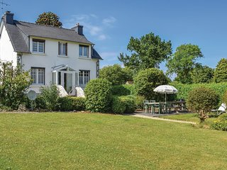 3 bedroom Villa in Saint-Carré, Brittany, France - 5565424