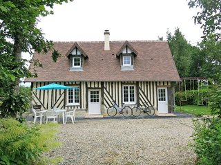 2 bedroom Villa in Sainte-Marie-aux-Anglais, Normandy, France - 5642286