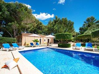 3 bedroom Villa in Cala Ferrera, Balearic Islands, Spain - 5604663