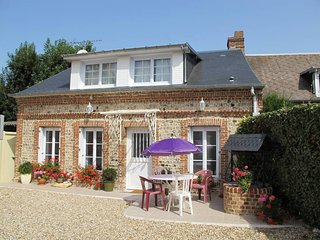 2 bedroom Villa in Saint-Pierre-en-Port, Normandy, France - 5442010