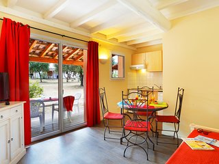 Joli Maisonette 4p, terrasse et cuisine privee