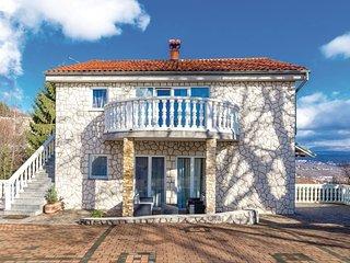 2 bedroom Apartment in Pobri, Primorsko-Goranska Županija, Croatia : ref 5565128