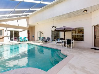 Spacious Courtyard Pool Villa, The Abbey at West Haven gated executive community