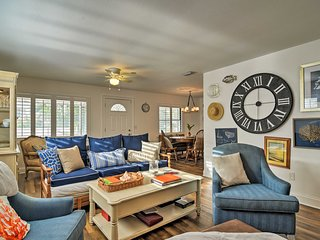 NEW-Lovely Redington Beach House w/Furnished Patio